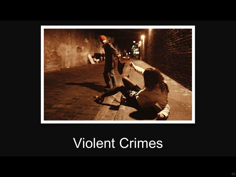 45 Violent Crimes