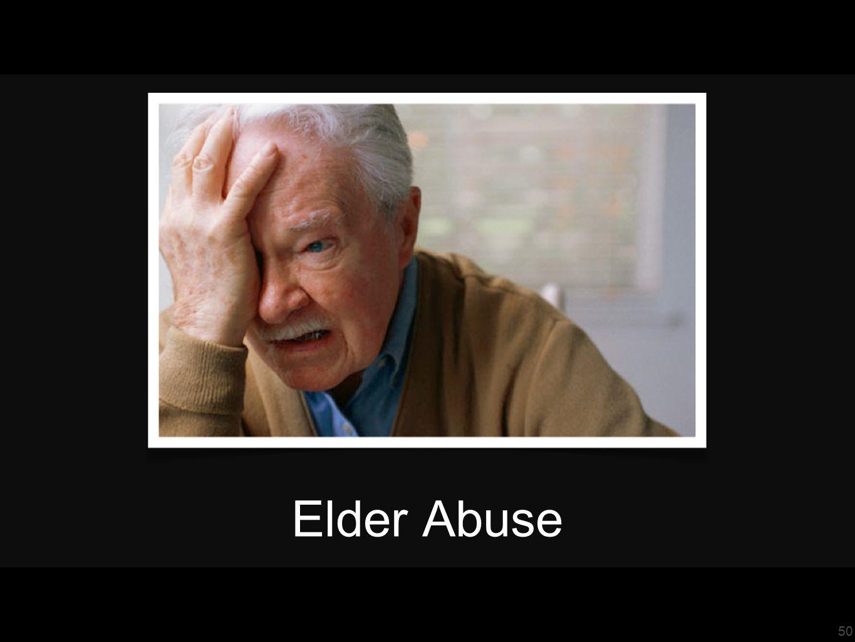50 Elder Abuse