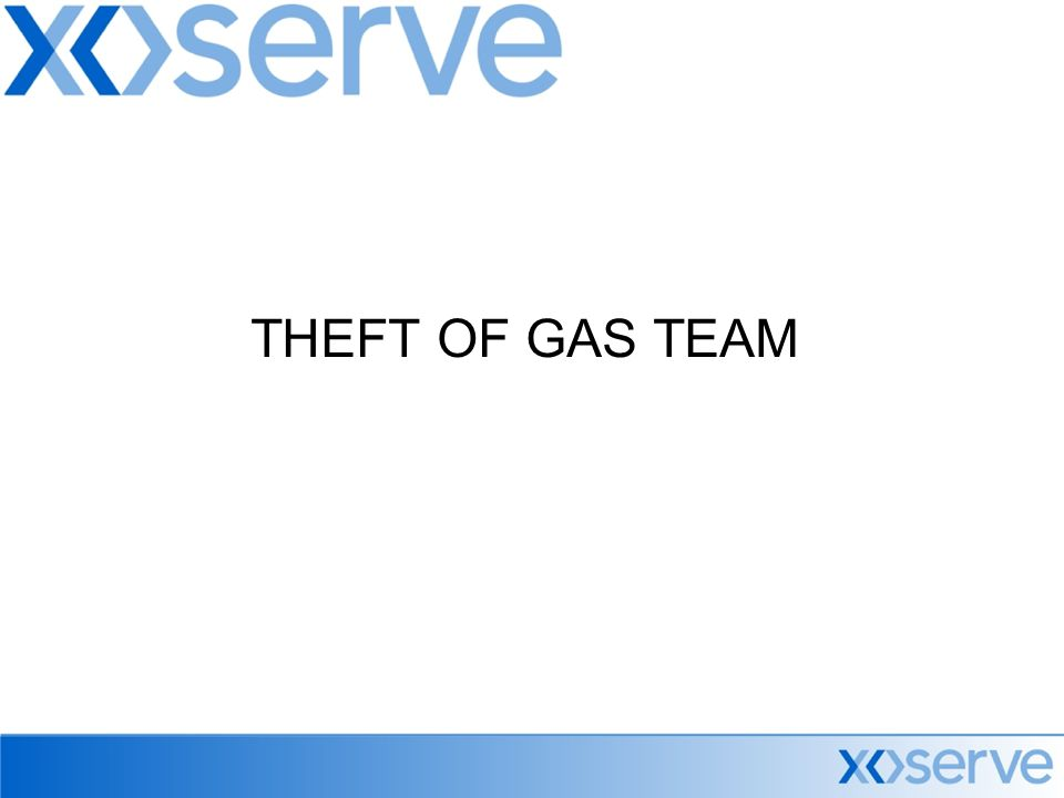 THEFT OF GAS TEAM