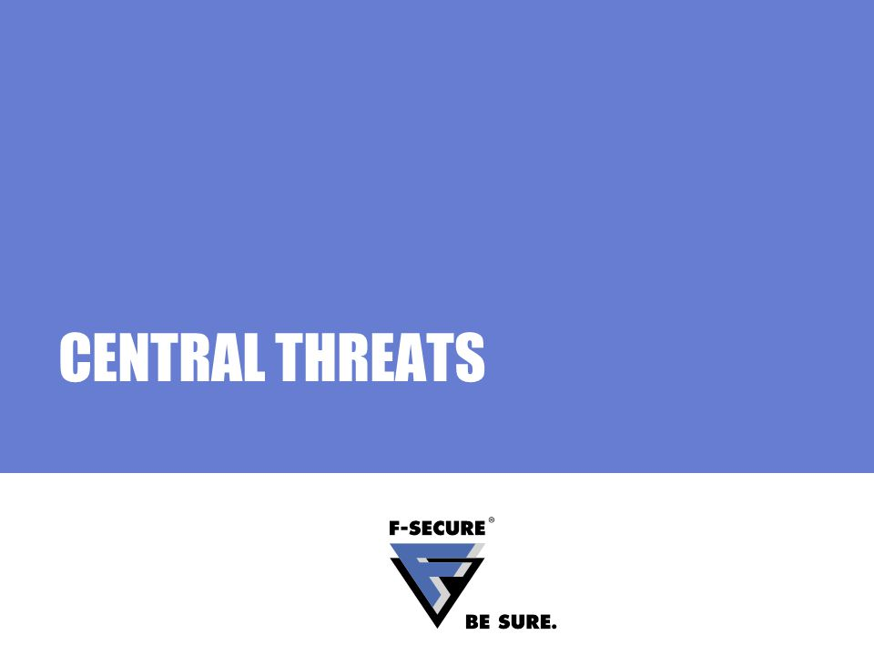 CENTRAL THREATS