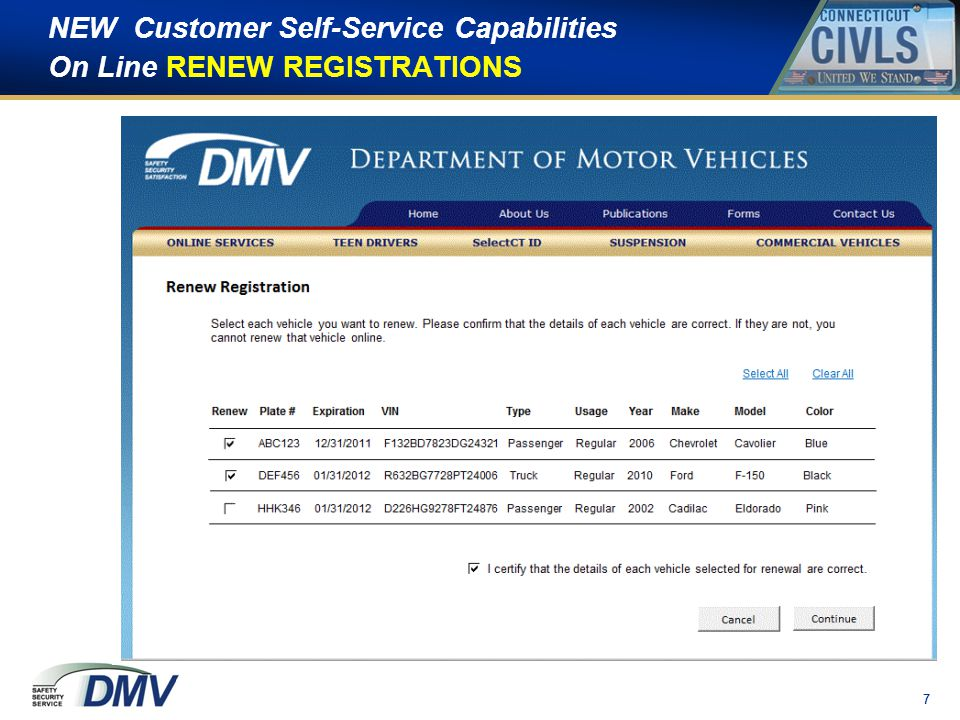 CIVLS IMPROVEMENTS On Line PORTAL – Batch File Layout Delinquency File - FieldsData TypeFormatLength Transaction DateNumericccyymmdd8 Transaction TypeCharA or D1 Customer IDNumeric 10 Leasing CompanyCharY or N1 Vehicle IDNumeric 9 Tax Town NumberNumeric 3 28