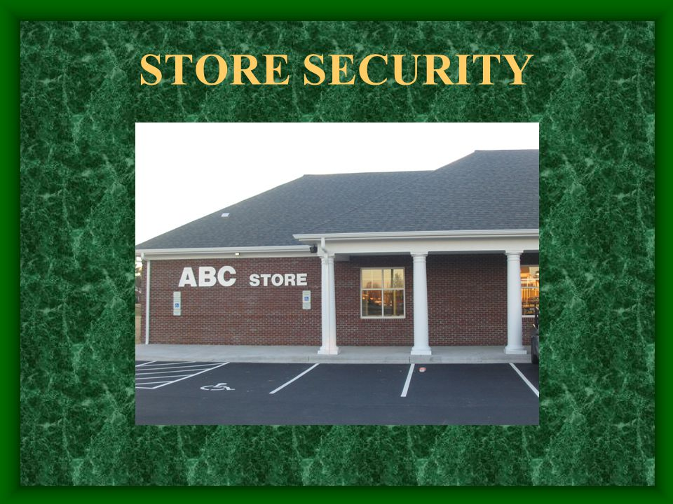 STORE SECURITY