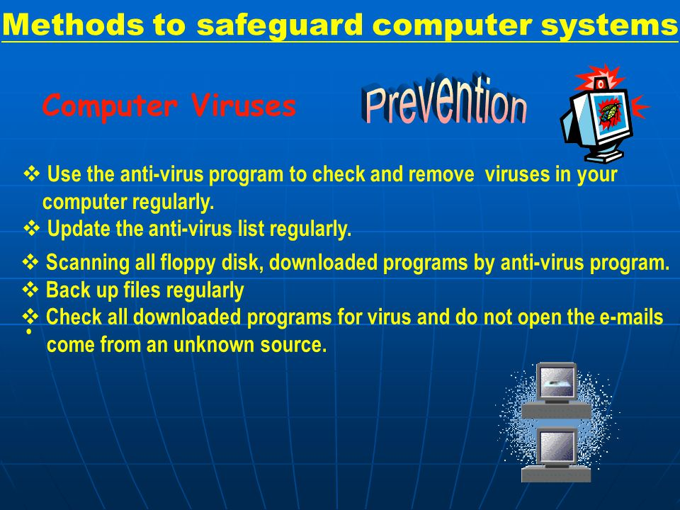 Software theft:  Using illegal Software will increase the chance of viruses infection.  Poor quality of software and reduces your ability to receive
