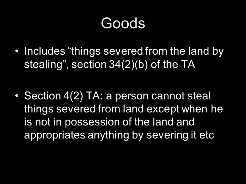 Goods stolen abroad Section 24(1) TA Prosecution must show that the harvesting constituted the offence of stealing under local law The Prosecution must prove this-inference not sufficient Criminal Justice Act 1993: Handling stolen goods is a Group A offence: jurisdiction provided any of the relevant events occurred in England and Wales