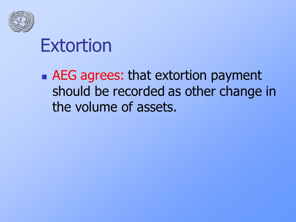 Money laundering AEG splits: difference between the value of the illegal cash and the value of the legalized (laundered) cash should be looked upon as a provision of services.