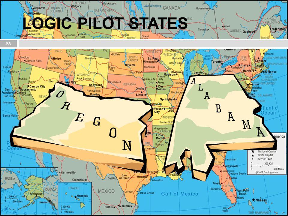 LOGIC PILOT STATES 23