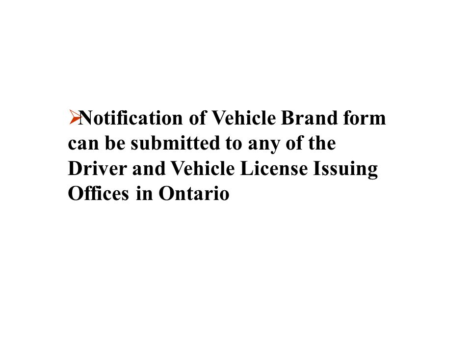  Relationship of person making notification on behalf of the holder of the permit, if applicable.  Signature of the person making the notification.