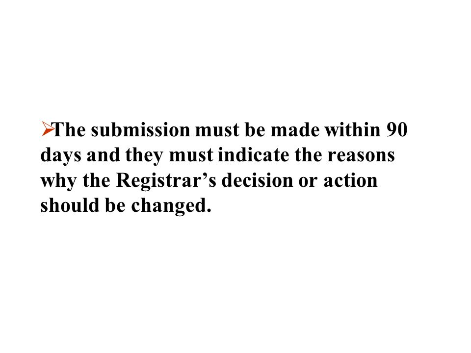 APPEALS  If the person holding the vehicle permit or the vehicle portion of the vehicle permit disagrees with the decision or action of the Registrar