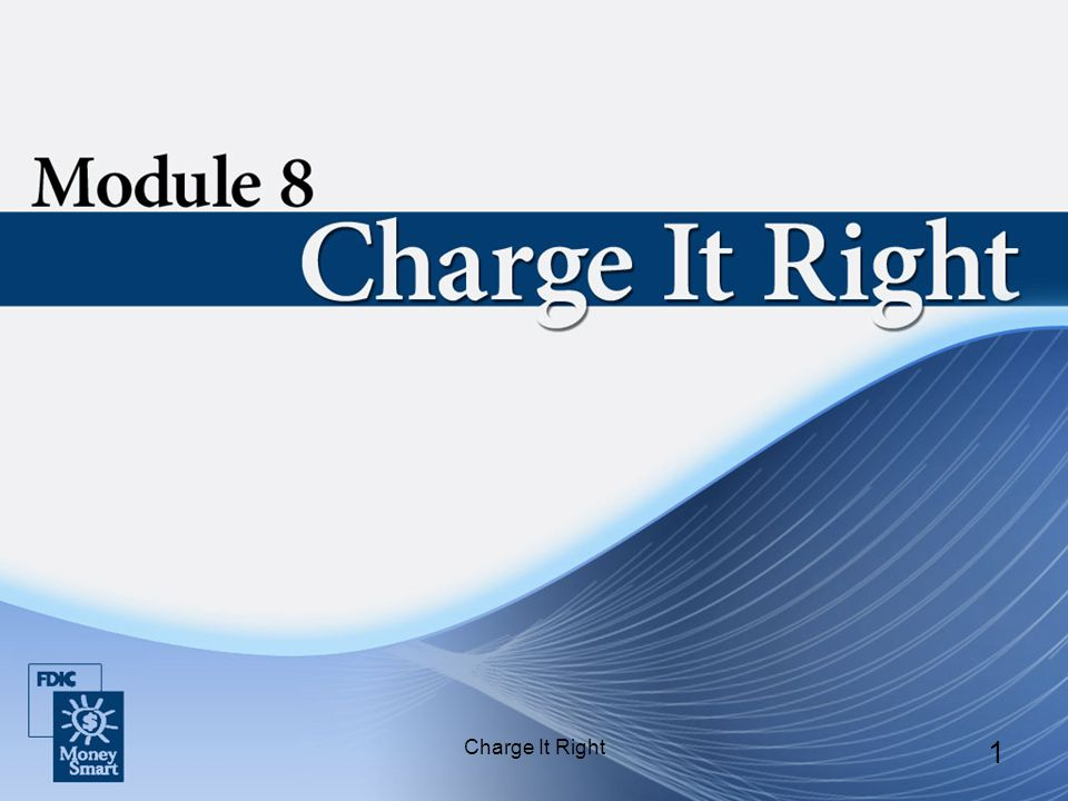 Charge It Right 32 ItemPriceAPR Interest Paid How Much You Really Pay for the Item Total Years to Pay Off TV$50018%$216$7165 Computer$1,00018%$516$1,5167 Furniture$2,50018%$1,415$3,91510 Cost of Making the Minimum Payment