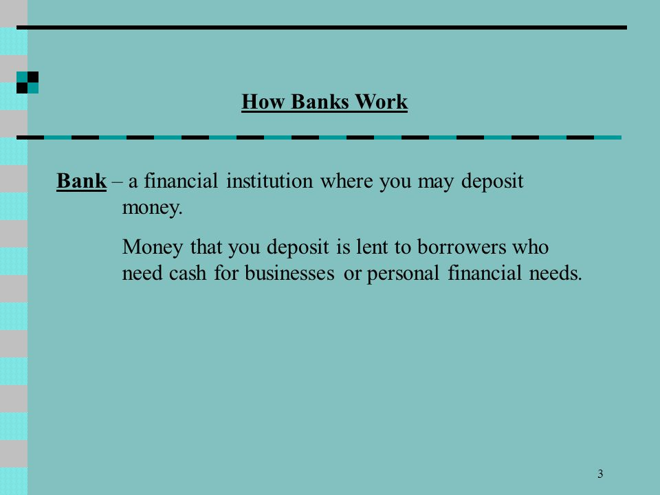 4 Interest – a fee paid for the opportunity to use someone else's money over a period of time.