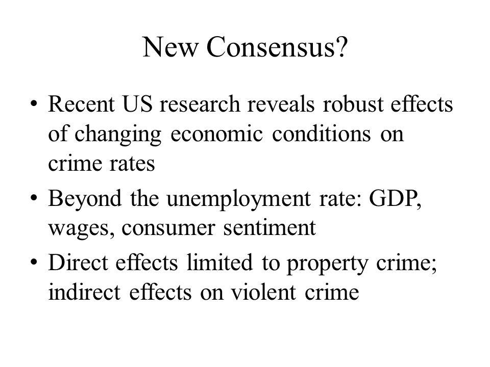 New Consensus.