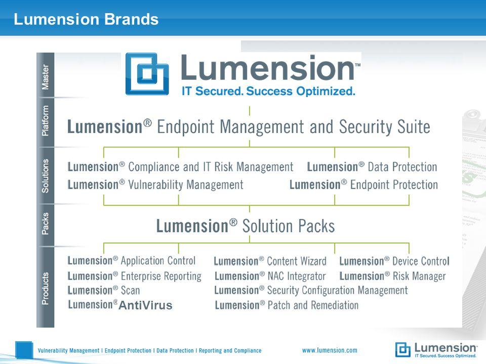 Lumension Brands AntiVirus