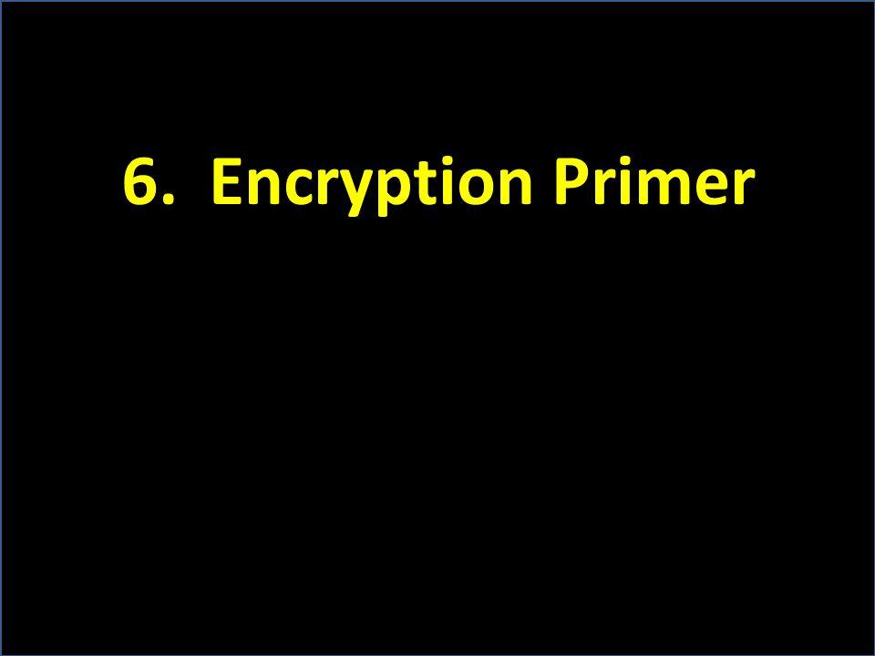 6.Encryption Primer
