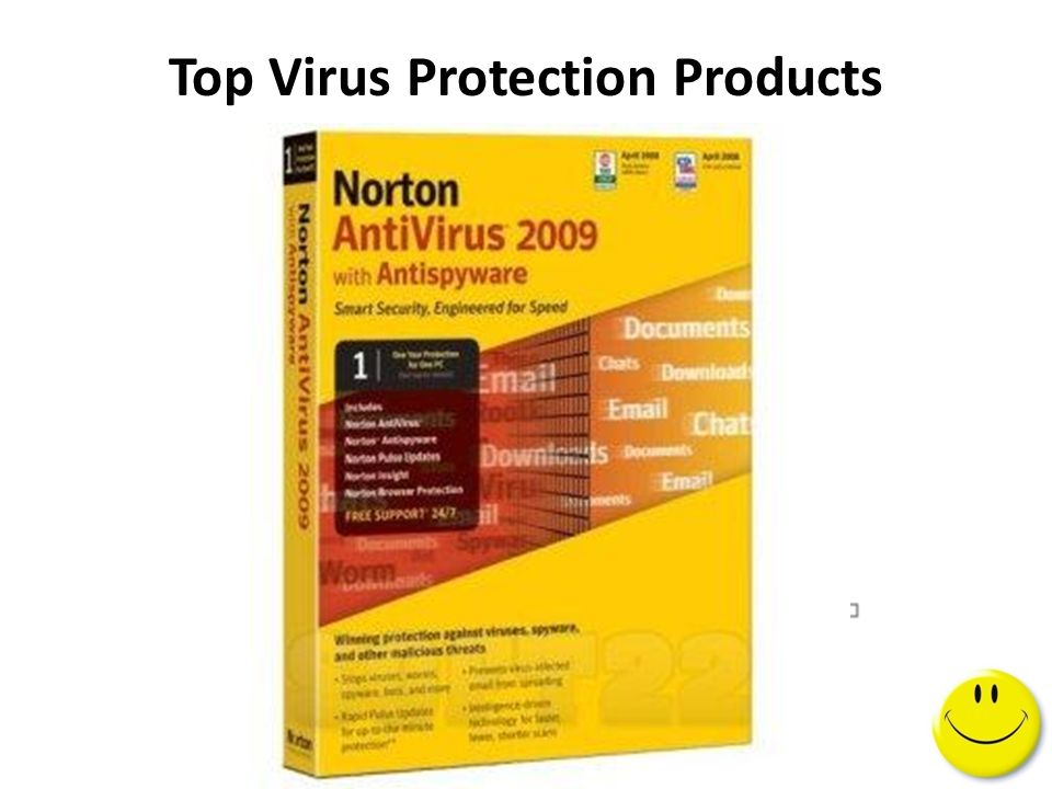 Top Virus Protection Products