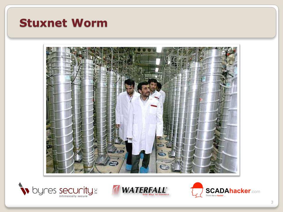 Stuxnet Worm 3
