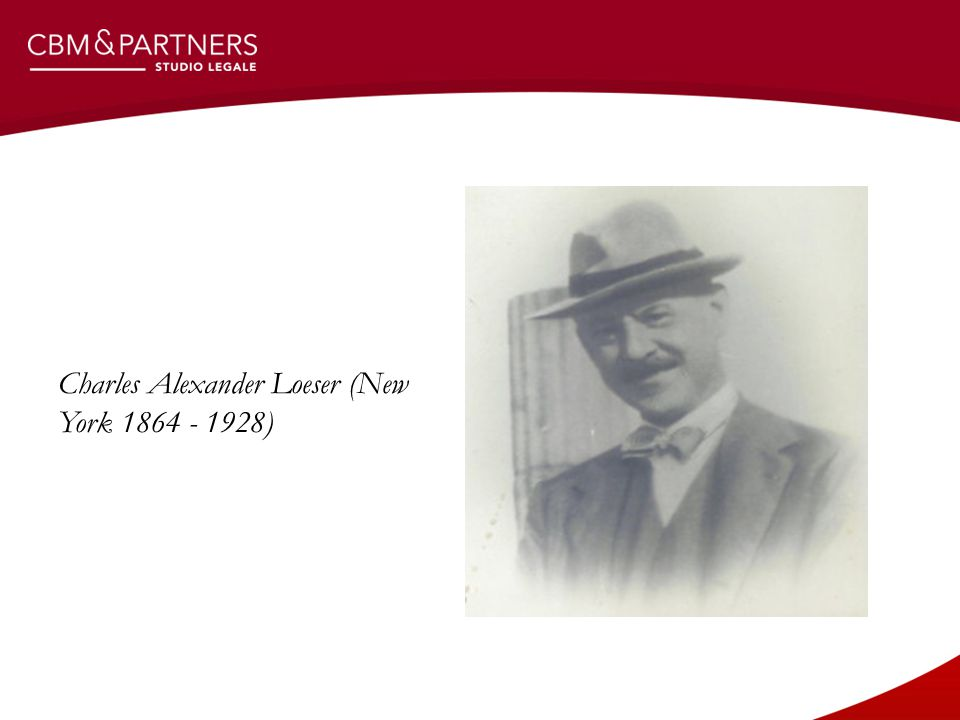Charles Alexander Loeser (New York 1864 - 1928)
