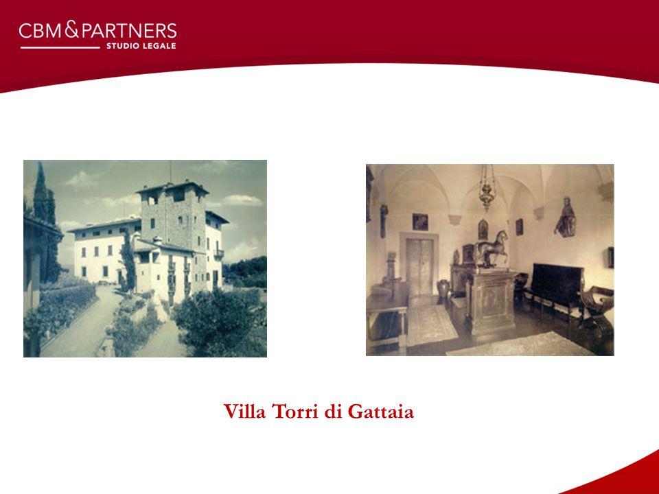 Villa Torri di Gattaia