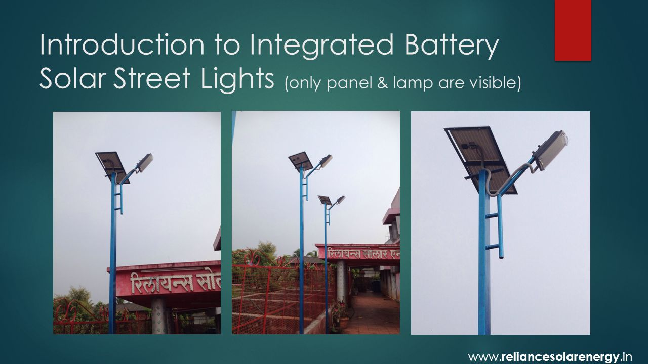Conclusion  As we have observed, existing solar street lights are highly deficient and are unreliable  They require maintenance which not possible in rural areas due to lack of skilled labor  Cost of implementing those solar lights are extremely high www.
