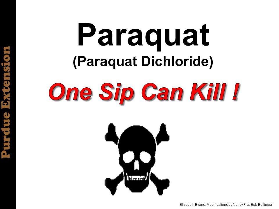 Purdue Extension Paraquat Paraquat is a Restricted Use herbicide.