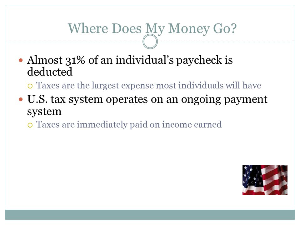 Paying Employees Three methods employers may use to pay employees: 1.