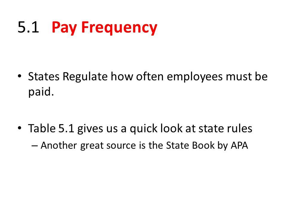 Full Payroll Reversals vs.