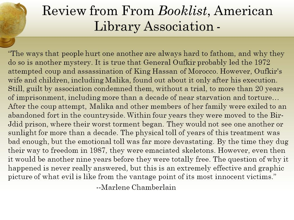 Review from From Booklist, American Library Association - The ways that people hurt one another are always hard to fathom, and why they do so is another mystery.
