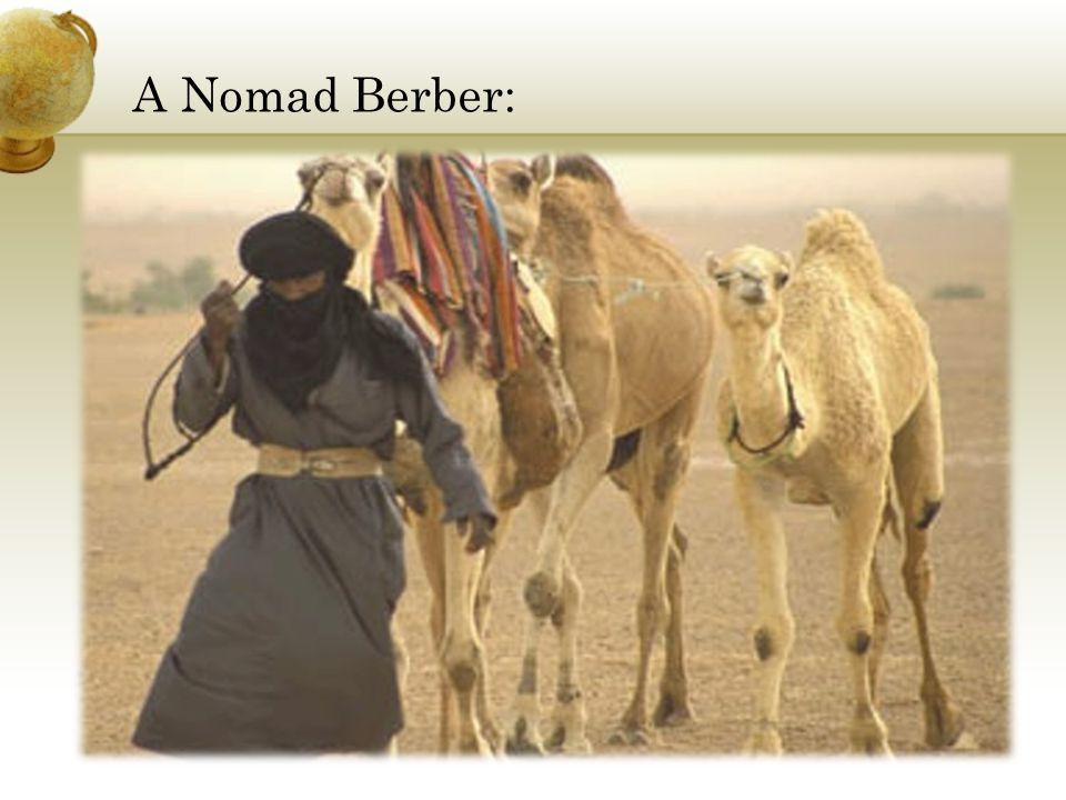 A Nomad Berber:
