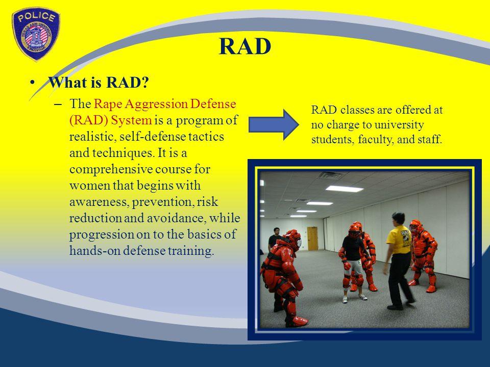 RAD What is RAD.