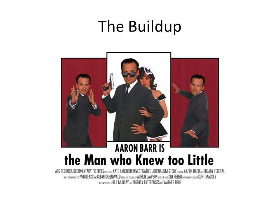The Buildup