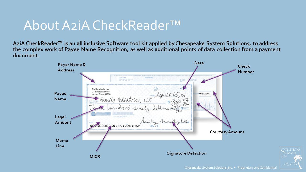 Chesapeake System Solutions, Inc.