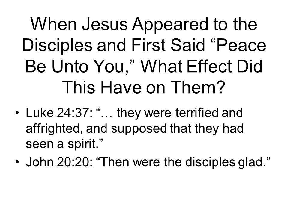 How Many Disciples Were Present When Jesus First Appeared To Them as a Group? Matthew 26:16-17:Eleven. Mark 16:14:Eleven. Luke 24:33-36: Eleven. John