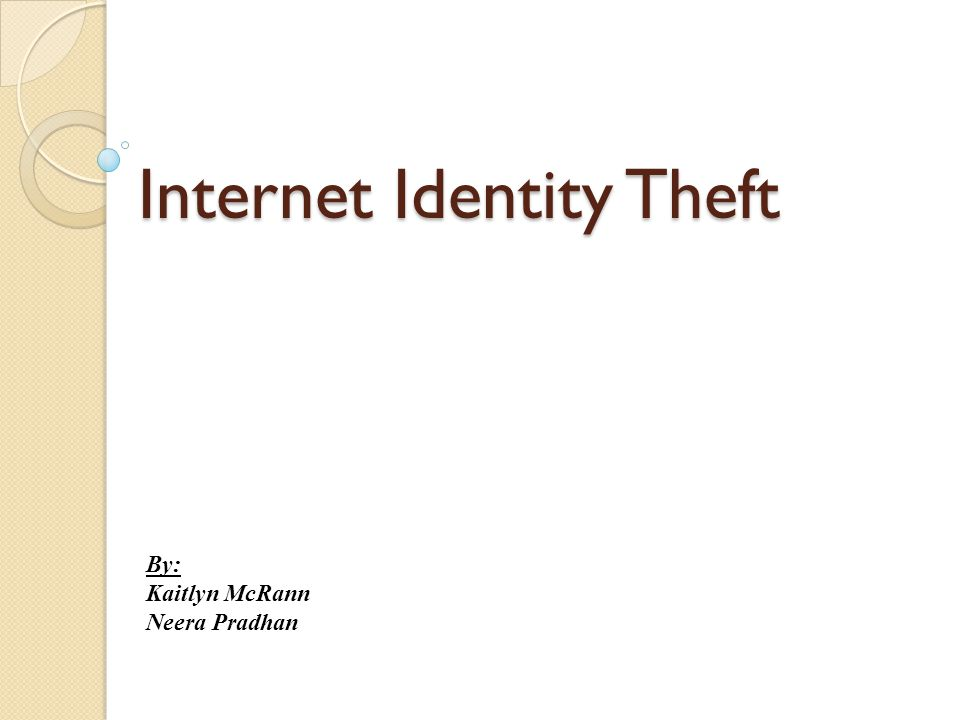 Consequences In 2004 the US government passed the Identity Theft Penalty Enhancement Act because of the increase in cases.