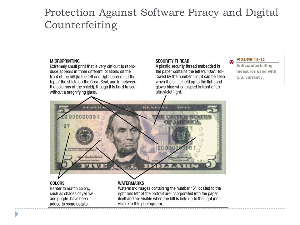 18 Protection Against Software Piracy and Digital Counterfeiting