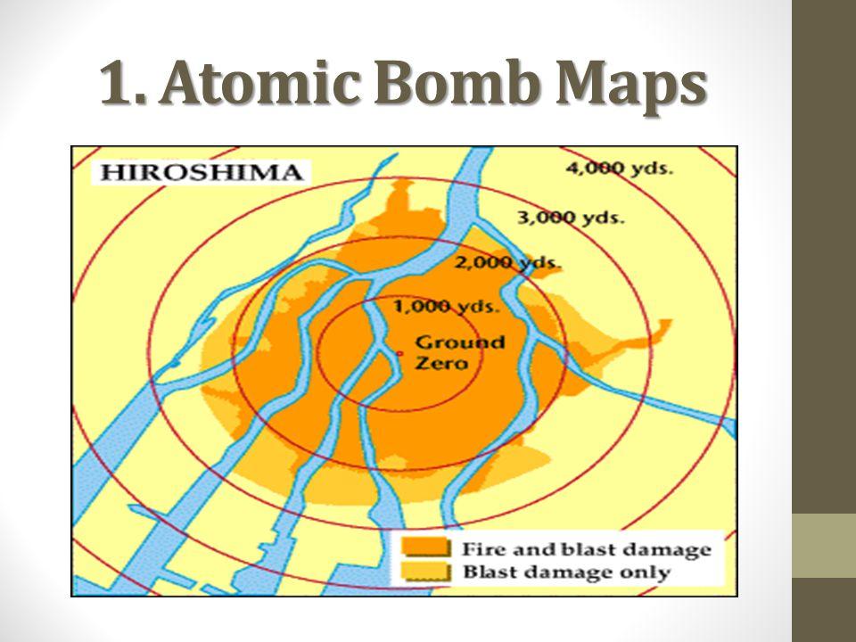 1. Atomic Bomb Maps