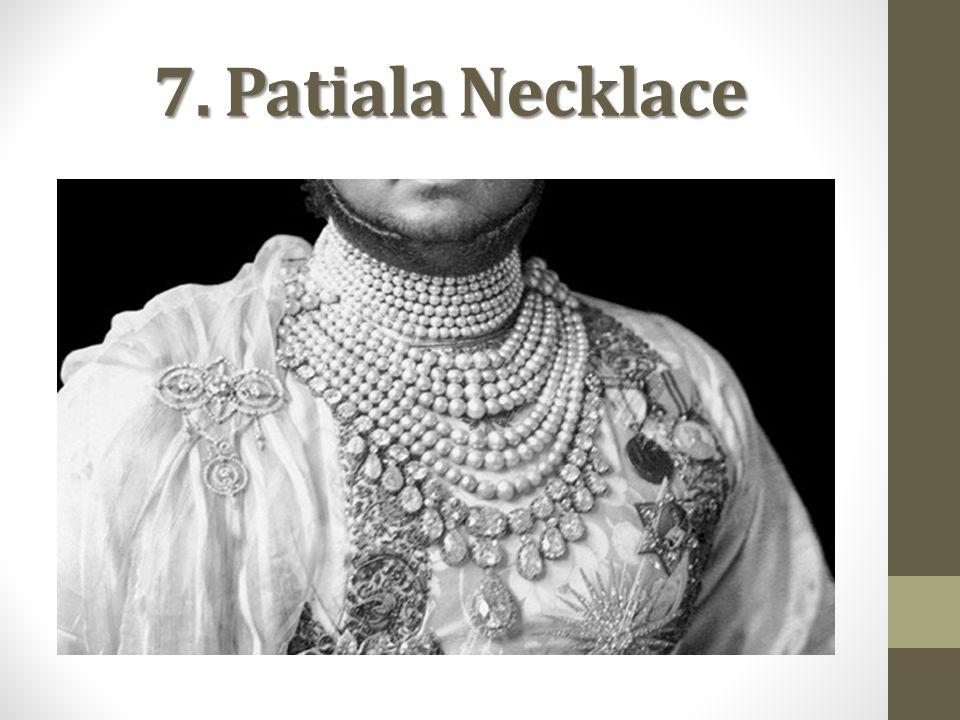 7. Patiala Necklace