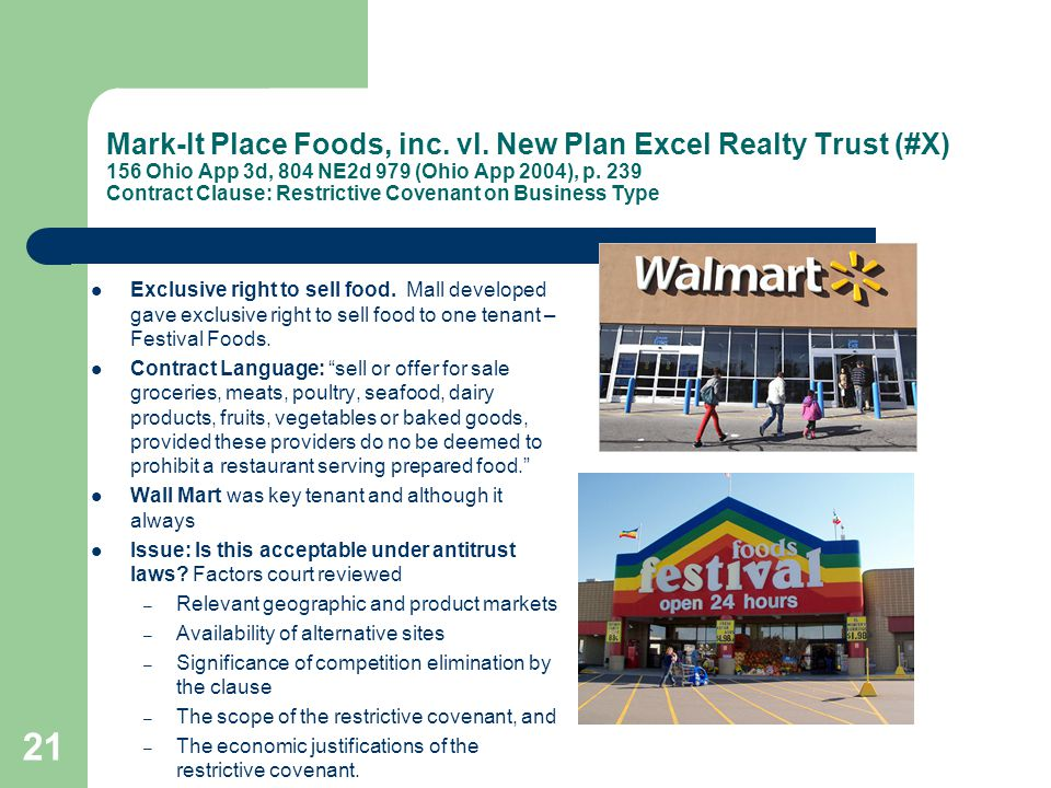 Mark-It Place Foods, inc.vl.