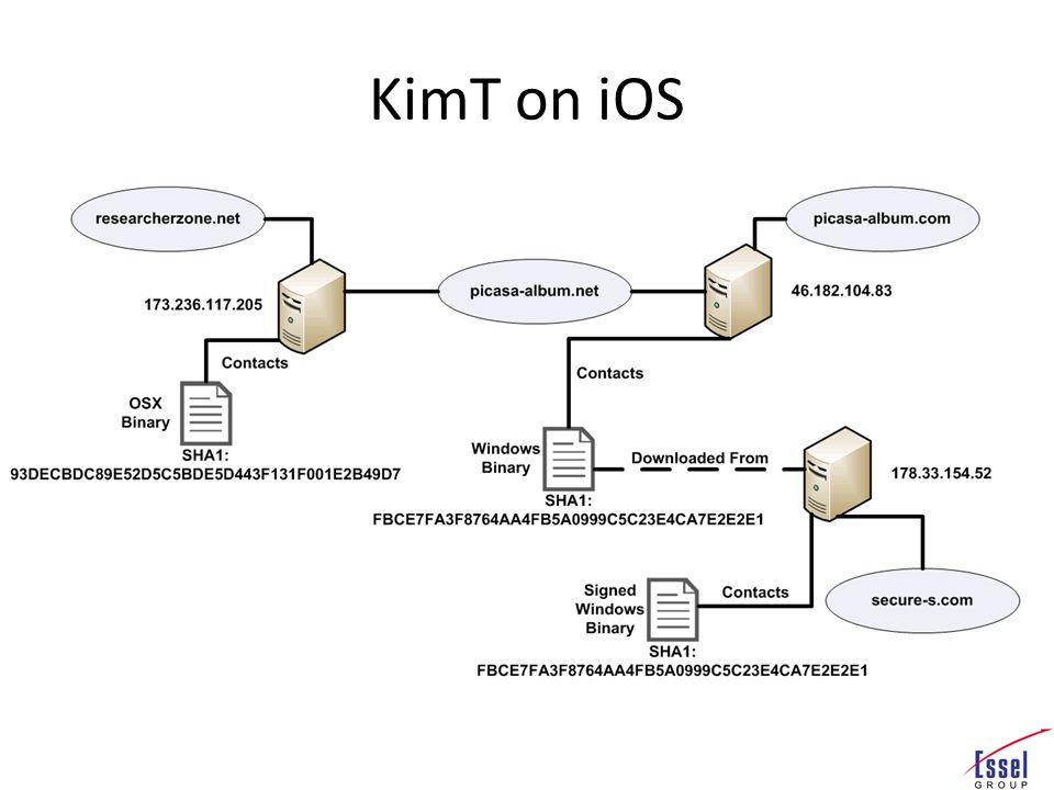 KimT on iOS