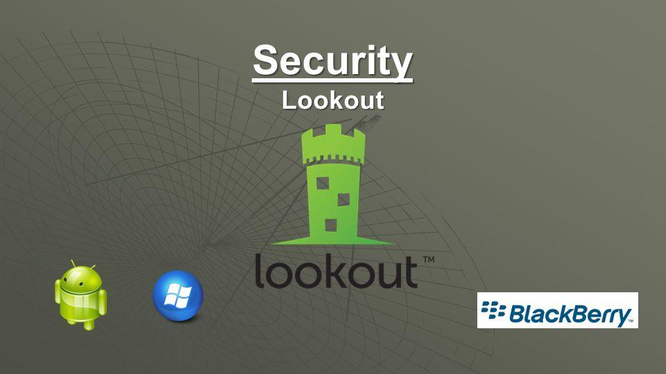 SecurityLookout