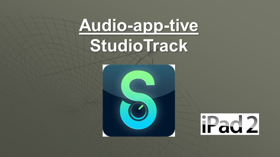 Audio-app-tiveStudioTrack