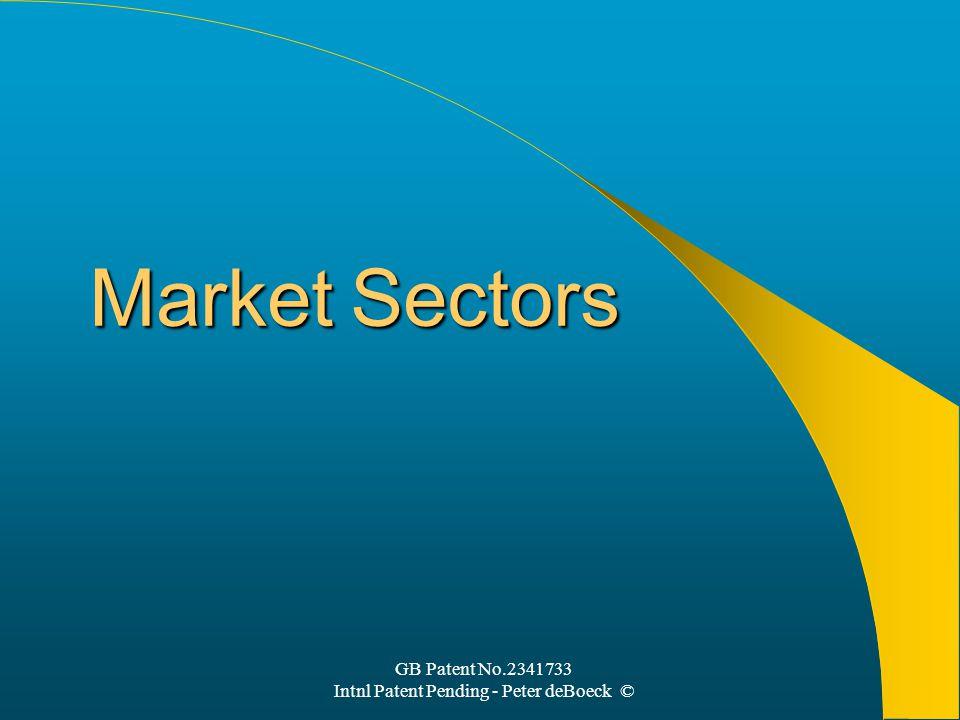 GB Patent No.2341733 Intnl Patent Pending - Peter deBoeck © Market Sectors