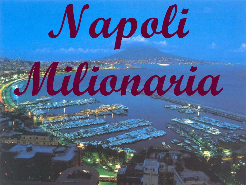 NAPOLI MILIONARIA Napoli Milionaria! was a fortunate comedy, written in 1944.