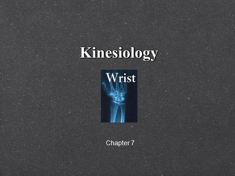 KinesiologyKinesiology Chapter 7