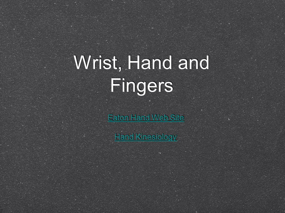Joints of the Wrist and Hand Interphalangeal Metacarpophalangeal Carpometacarpal Intermetacarpal Midcarpal Intercarpal Radiocarpal Interphalangeal Metacarpophalangeal Carpometacarpal Intermetacarpal Midcarpal Intercarpal Radiocarpal