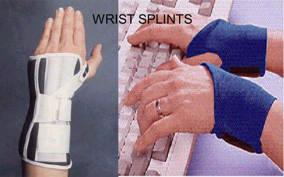 WRIST SPLINTS