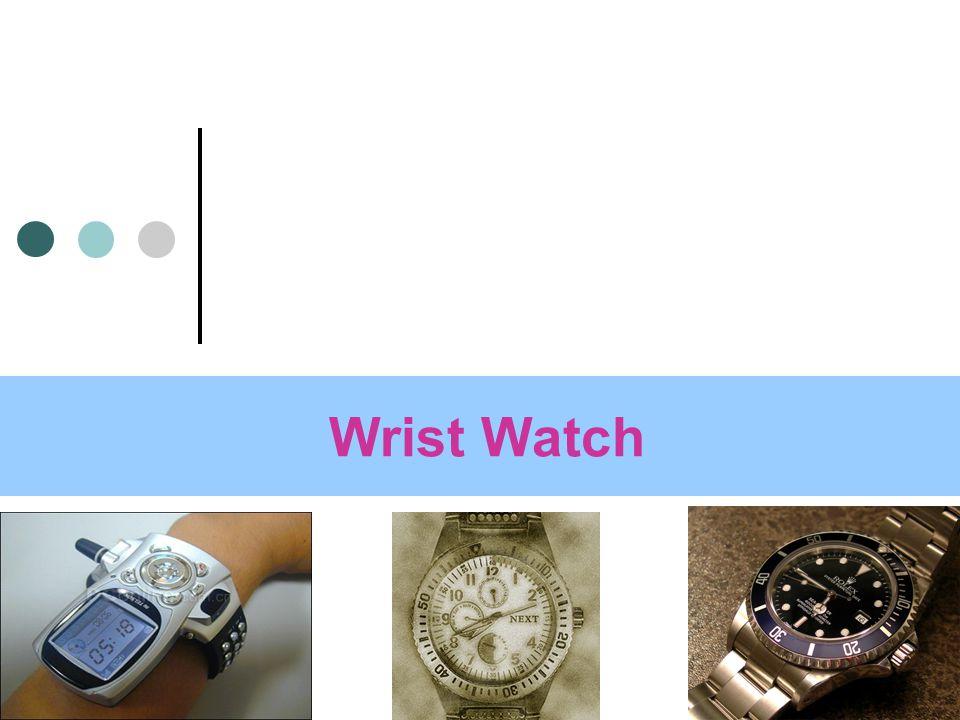 32 Major Players  HMT Watches Ltd. (34%) Titan Industries Ltd. – (39%) Timex Watches Ltd. – (23%)