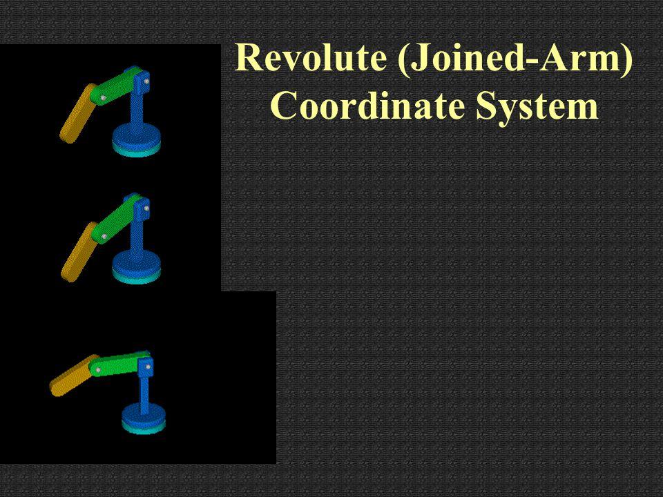 Revolute Coordinate System