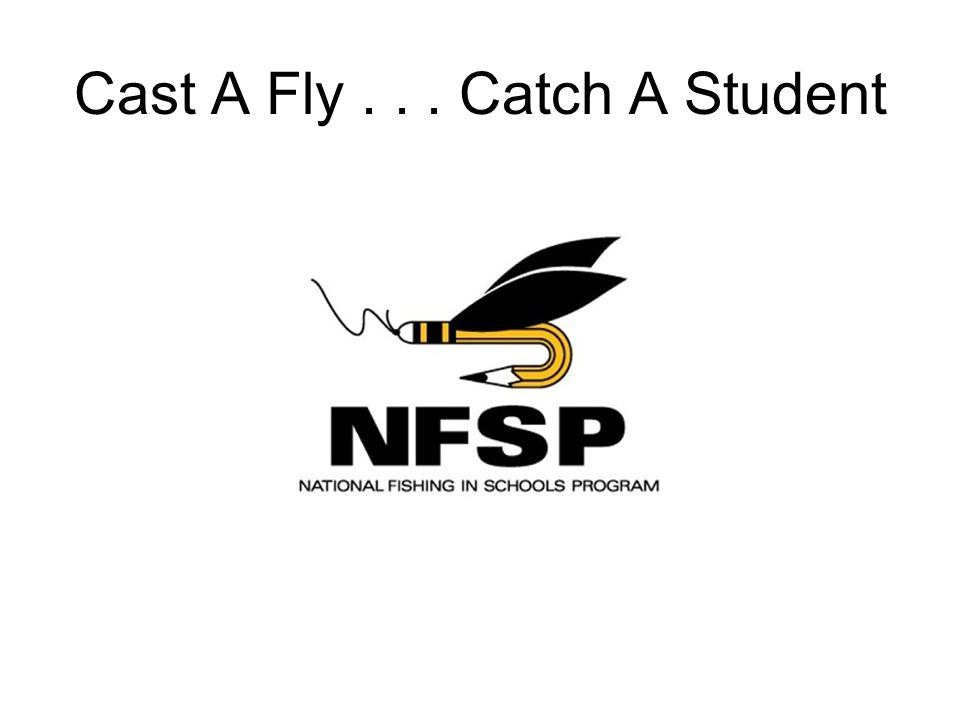 Cast A Fly... Catch A Student