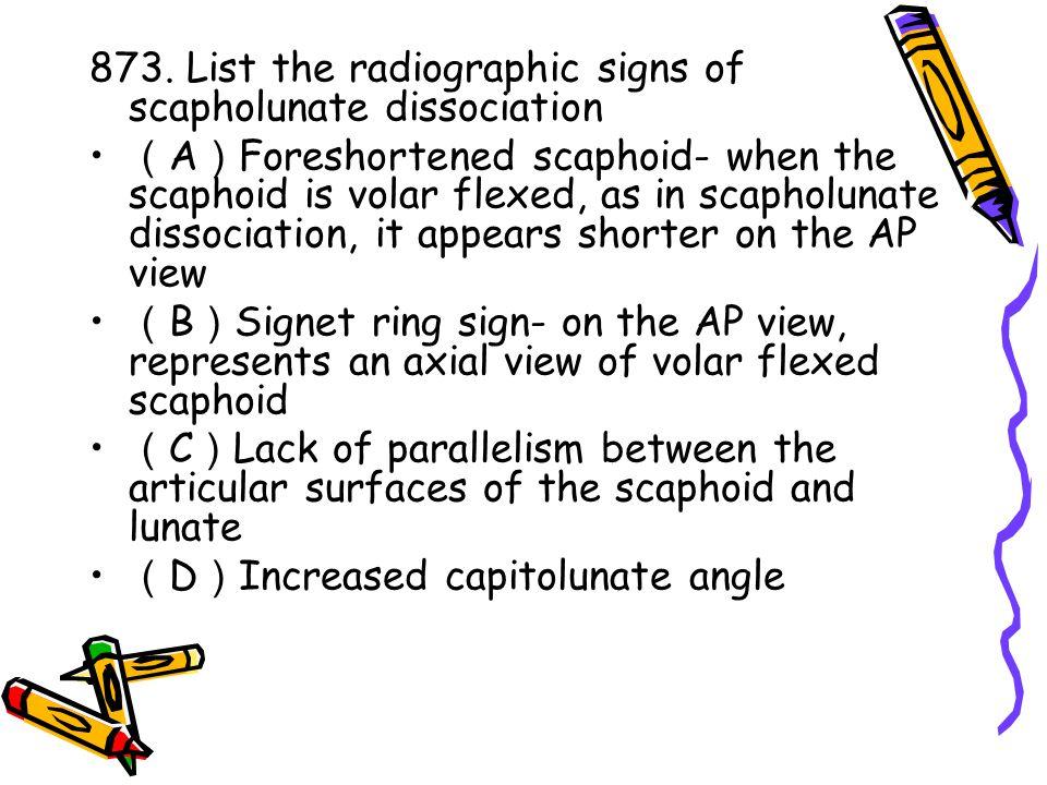 (885) 關於 Triangular fibrocartilage complex 的 anatomy 和 biomechanism (B)Triangular fibrocartilage 的構造 meniscus, 但有高比例的 typeII collagen  TFCC is a meniscu-like structure with a high proportion of type II collagen