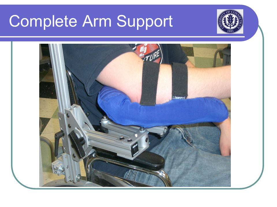 Complete Arm Support