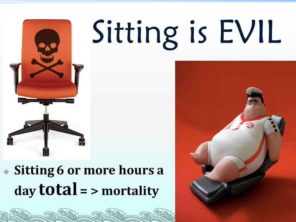 No Chair, but get a good mat.